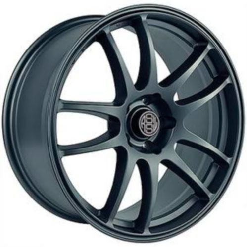 RSSW Velocity Alloy Wheel, Matte Grey