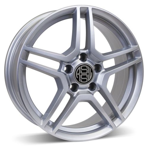 RSSW Cruiser Alloy Wheel, Hyper Silver Product image