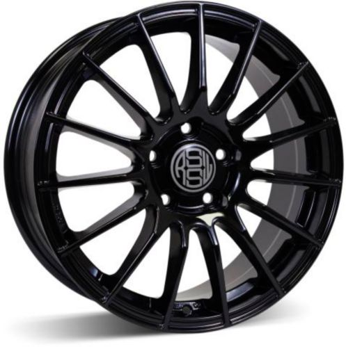 RSSW Spirit Alloy Wheel Gloss Black Product image