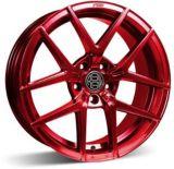 RSSW Lambda Alloy Wheel, Sparkling Red | RSSWnull