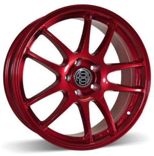 RSSW Velocity Alloy Wheel, Sparkling Red Product image