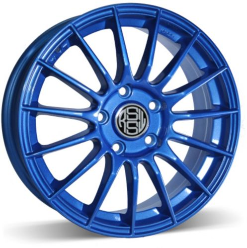 RSSW Spirit Alloy Wheel, Sparking Blue Product image