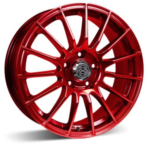 RSSW Spirit Alloy Wheel, Sparking Red