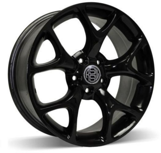 RSSW Aero Alloy Wheel, Gloss Black Product image