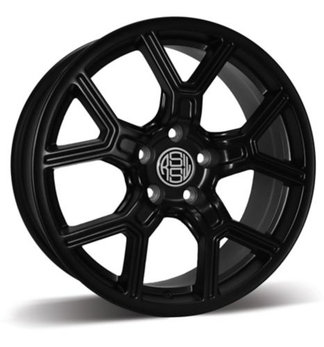 RSSW Faith Alloy Wheel Gloss Black