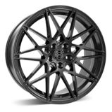 RSSW Super Tourer Alloy Wheel, Graphite | Macpeknull