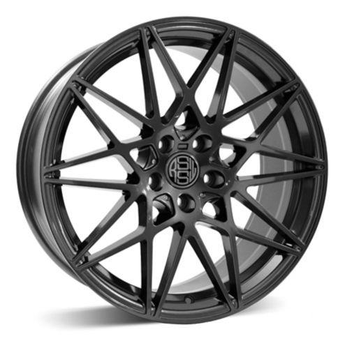 RSSW Super Tourer Alloy Wheel, Graphite