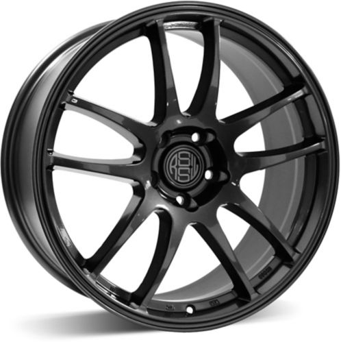 RSSW Velocity Alloy Wheel, Graphite Product image