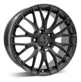 RSSW Touring Alloy Wheel, Graphite | Macpeknull