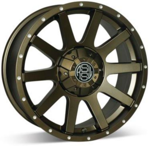 RSSW Rambler Alloy Wheel, Bronze
