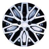 Enjoliveur de roue, 1051, noir et argent, 15 po, paq. 4 | KTnull