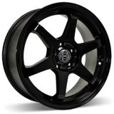 RSSW Rival Alloy Wheel, Gloss Black | RSSWnull