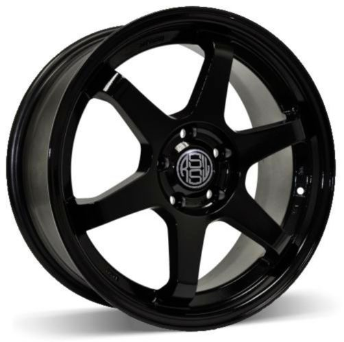 RSSW Rival Alloy Wheel, Gloss Black Product image