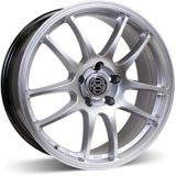 RSSW Velocity Alloy All-Season Wheel, Hyper Silver, 18 x 7.5-in | RSSWnull