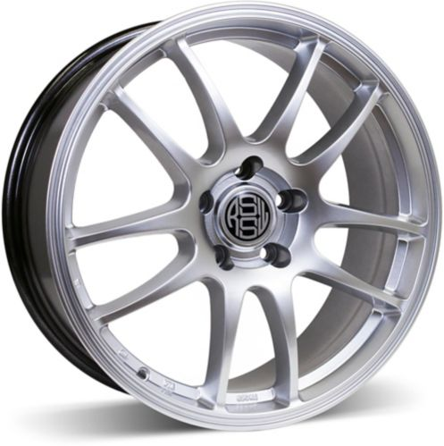 RSSW Velocity Alloy All-Season Wheel, Hyper Silver, 18 x 7.5-in Product image