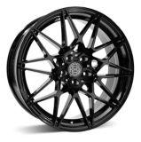 RSSW Super Tourer Alloy Wheel, Gloss Black | Macpeknull