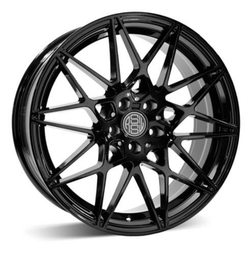RSSW Super Tourer Alloy Wheel, Gloss Black Product image