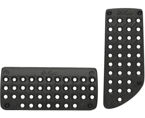 Black Sport Truck Pedals Product image