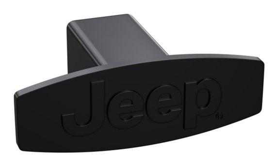 Couvre-attelage Jeep Bully Truck CR-005BK Image de l'article