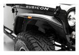 Aries Jeep Fender Flares, Textured Black | ARIESnull