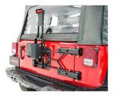 Porte-pneus de secours robuste Aries pour Jeep | ARIESnull