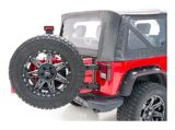 Aries Heavy Duty Jeep Spare Tire Carrier | ARIESnull
