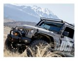 Aries Jeep Hood Light Bar Brackets | ARIESnull