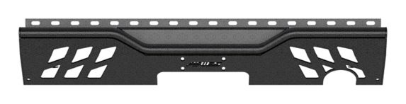 Aries Modular Bumper Center Section, Rear Product image