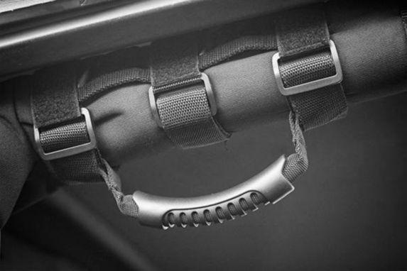 Rugged Ridge Jeep Ultimate Grab Handle Kit, Black, 2-pc Product image