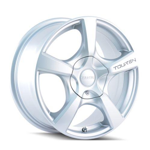 Touren TR9 3190 Wheel, Hyper Silver