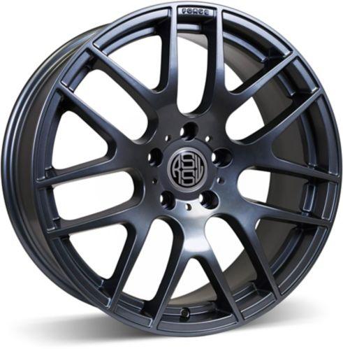 RSSW Diamond Alloy Wheel, Gun Metal Product image