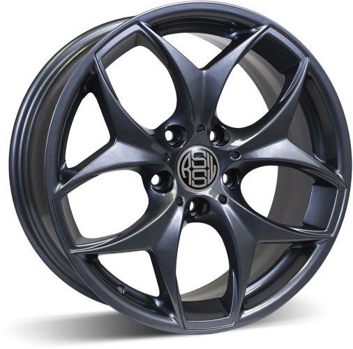 RSSW Xenon Alloy Wheel, Gun Metal Product image