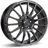 RSSW Spirit Alloy Wheel, Hyper Black | Macpeknull