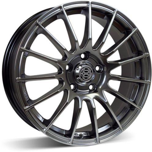 RSSW Spirit Alloy Wheel, Hyper Black