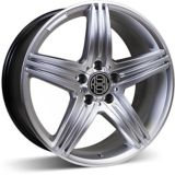 RSSW Exclusive Alloy Wheel, Hyper Silver | Macpeknull