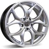 RSSW Xenon Alloy Wheel, Hyper Silver | Macpeknull