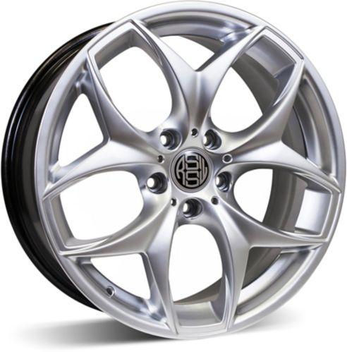 RSSW Xenon Alloy Wheel, Hyper Silver