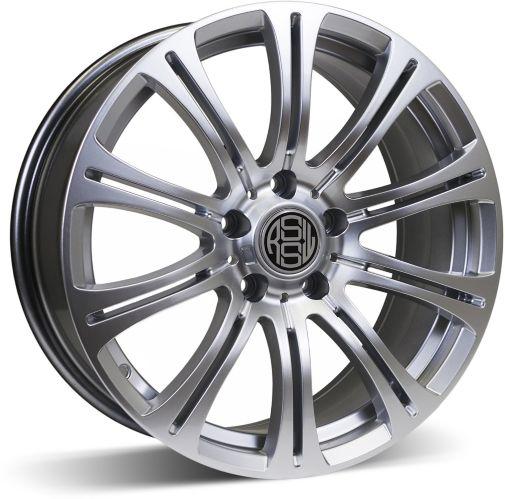 RSSW Hamburg Alloy Wheel, Silver Product image
