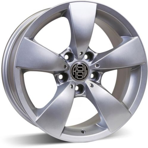 RSSW Nurburg Alloy Wheel, Hyper Silver Product image