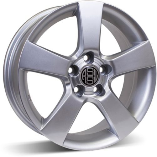 RSSW Arrow Alloy Wheel, Silver
