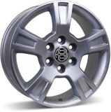 RSSW Ypsilante Alloy Wheel, Silver | Macpeknull