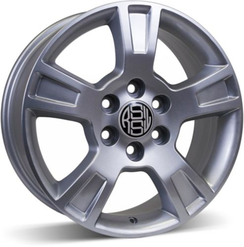 RSSW Ypsilante Alloy Wheel, Silver Product image