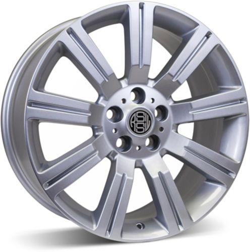 RSSW Rover Alloy Wheel, Silver Product image