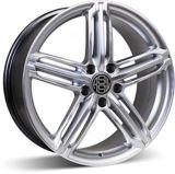 RSSW Challenge Alloy Wheel, Silver | RSSWnull