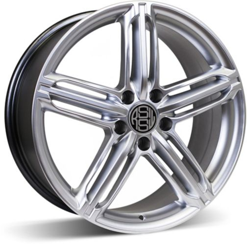 RSSW Challenge Alloy Wheel, Silver Product image