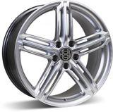RSSW Challenge Alloy Wheel Silver | Macpeknull