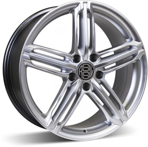 RSSW Challenge Alloy Wheel Silver Product image