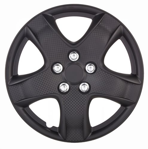KT Wheel Cover 998, Matte Black, 2-pk Product image