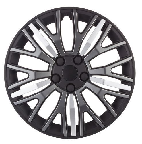 Black/Silver Wheel Cover KT104MBKS Product image