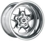 Jante Ridler Custom Wheels Style 655, fini alliage poli | Ridlernull